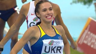 4 x 400m Relay WOMEN FINAL U20 CHAMPIONSHIPS - GROSSETO 2017