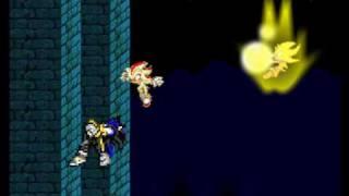 Battle in Sonic RPG 8