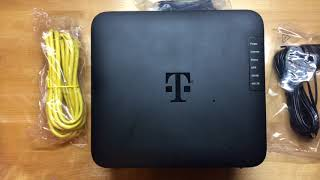 T-MOBILE 4G LTE CELLSPOT V2 SETUP AND REVIEW - Watch In HD