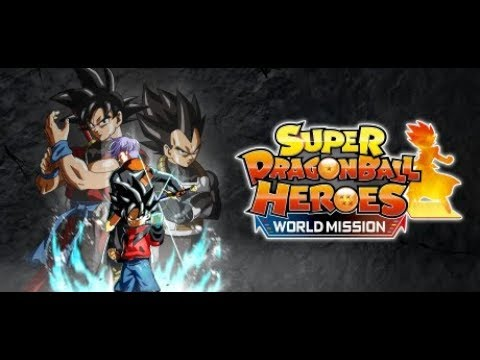 SUPER DRAGON BALL HEROES WORLD MISSION ( PC Game ) Full Release  