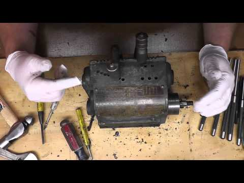 """Southbend 9"""" Gearbox Conversion Part 1"""