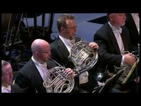 Brahms's 1st Symphony, Horn Solo 4th Mov.