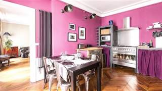 Fabulous Pink Kitchen Ideas that Move Away from the Mundane – Inspirations, Photos