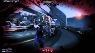 Mass Effect 3 Vanguard Biotic Charge + Nova spam (PC)