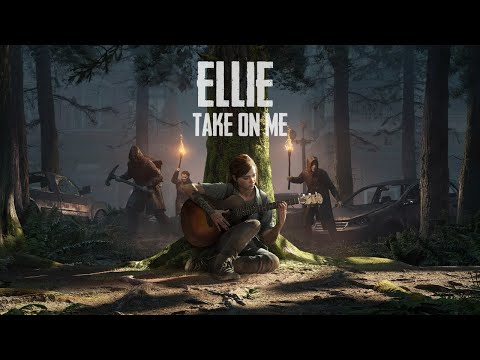 "The Last of Us Part 2 - Ellie Singing ""Take On Me"" - Best Game Moments"