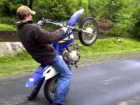 Yamaha Ttr 125 Wheelie