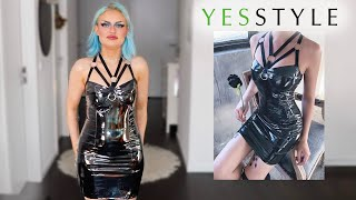 I ordered *spicy* clothes from yesstyle and it was an experience