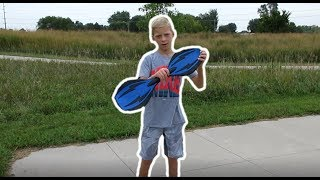 HOW TO RIDE A RIPSTIK - (For Beginners)