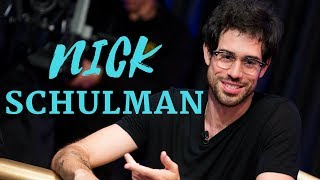 """I Don't Really Know What I'm Doing, Which is Fun"" -Nick Schulman on Short Deck Poker"