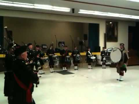 Canadian Scottish Association Pipe Band part 3