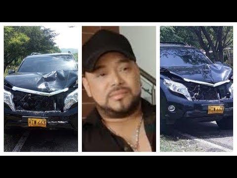Cantante Yader Romero (Grupo Kvrass) Involucrado en Accidente de tránsito en el Cesar: un muerto