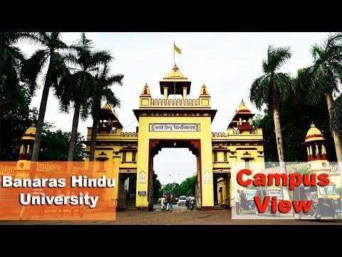 Banaras Hindu University, India II Campus View II