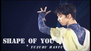 Yuzuru Hanyu #羽生結弦Enjoy the video made for Yuzu with BGM: Shape...