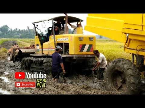 Mesin Padi Sawa Pendang LEKAT Di Kg Pmtg Ringan