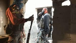 Seruan damai Mujahidin sebelum membunuh para Sabihah Syria Assad