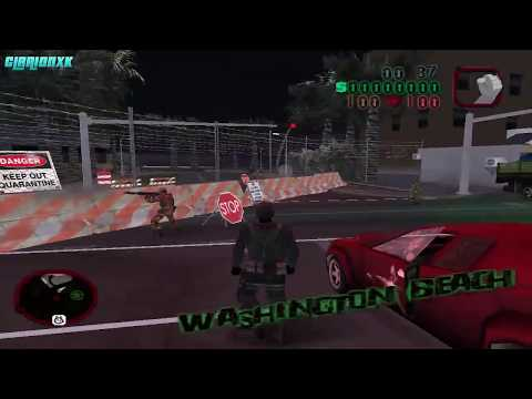 GTA Vice City - Raccoon City Stories [ Zombie Mod ]