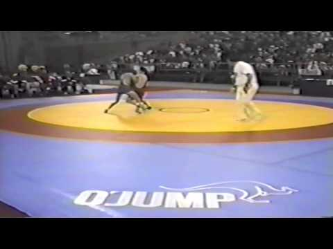 1994 World Cup: 48 kg Paul Ragusa (CAN) vs. Beyhan Guelfiliz (TUR)