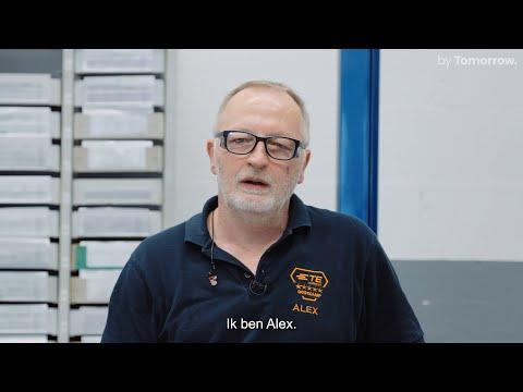 TE Connectivity Oostkamp: Technisch Operator Stamping