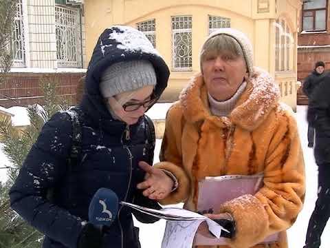 ТРК ВІДІКОН: Пікет біля будівлі Зарічного районного суду міста Суми