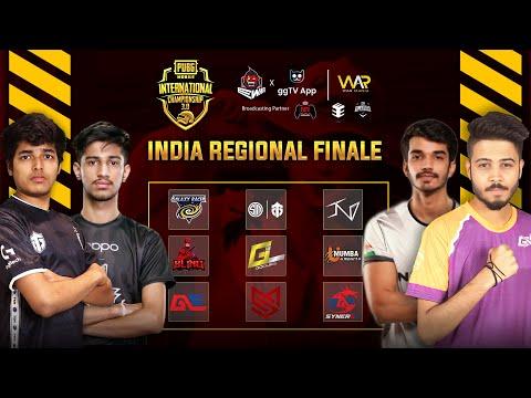 HINDI | PUBG MOBILE INTERNATIONAL CHAMPIONSHIP 3.0 | INDIA REGIONAL FINALS | @JONATHAN GAMING