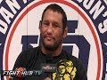 Dan Henderson's goal is to knock out Vitor Belfort in rematch, is back on TRT
