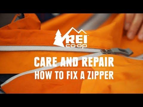 How to Fix a Zipper || REI