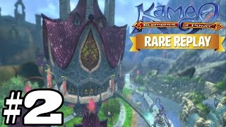 Rare Replay: Kameo Elements of Power - Gameplay Walkthrough Part 2 [ HD]