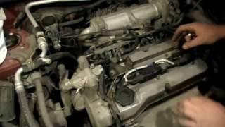 Замена двигателя Mazda ZL-VE