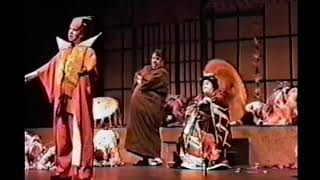 """Let The Punishment Fit The Crime,"" from The Mikado by Gilbert & Sullivan - with maniacal laughter"