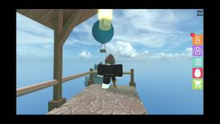 ROBLOX EGG HUNT 2017 Getting hot air balloon egg!
