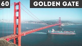 Поход на Golden Gate / день 60