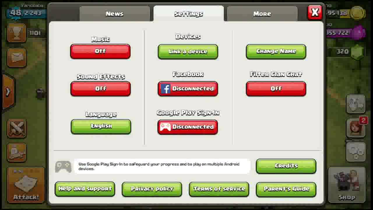 maxresdefault - How To Get A Second Account On Clash Of Clans
