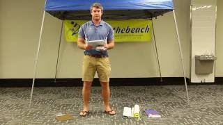 Bike to the Beach Rest Stop Volunteer Overview