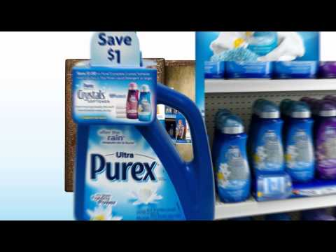 The Art of Shopper Marketing: Purex's 'Shock and Awe' at Walmart