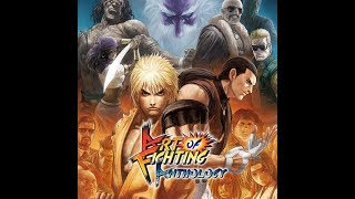 Art of Fighting Anthology PS4 ART OF FIGHTING 3 The Path Of The Warrior Arcade Mode Ryo Sakazaki