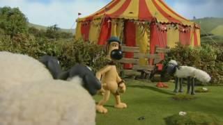 Барашек Шон S1E4 - Приключения Тимми / Shaun the Sheep - Big Top Timmy