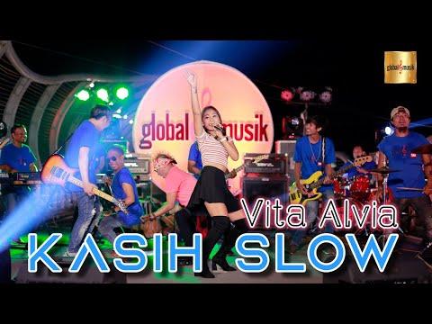 Vita Alvia - Kasih Slow (Official Live Music)
