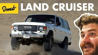 Toyota Land Cruiser - Everything You Need to Know | Up to Speed