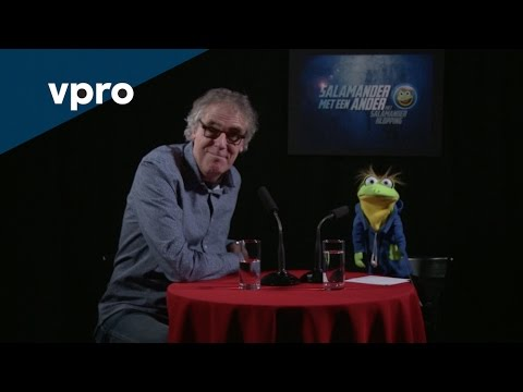 Salamander met een Ander: Govert Schilling - Zondag met Lubach (S02)