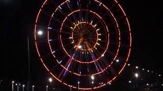 Чертово колесо в Батуми(Однозначно самая заметная достопримечательность города. Колесо обозрения в Батуми находится прямо рядом..., 2016-05-24T08:59:54.000Z)