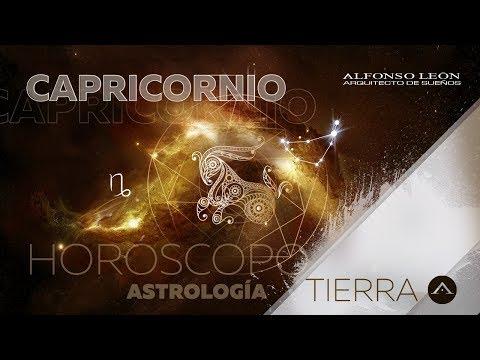 CAPRICORNIO | 18 AL 24 DE SEPTIEMBRE | HORÓSCOPO SEMANAL | ALFONSO LEÓN ARQUITECTO DE SUEÑOS