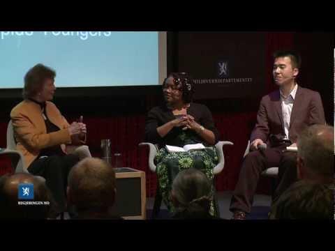 Elders+Youngers: live debate in Oslo