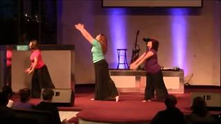 All I Need is You by Kim Walker.  Worship Dance