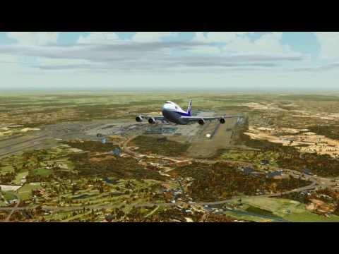 Wing Creation Narita International Airport RJAA