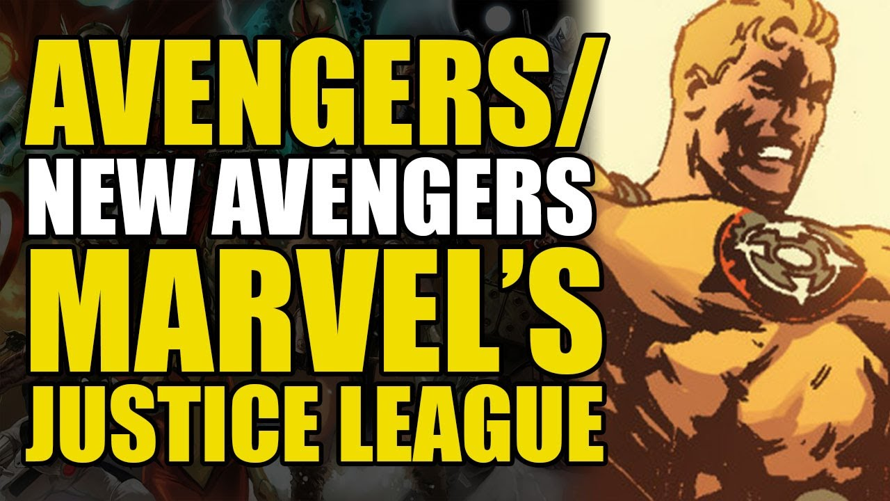 Marvel's Justice League: Avengers/New Avengers Vol 10 The Great Society | Comics Explained