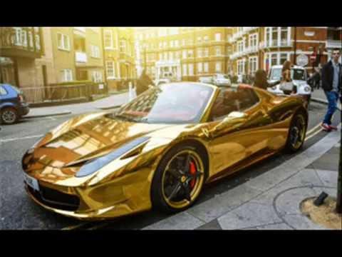 Prince Of Dubai Sheikh Hamdans  Car Collection
