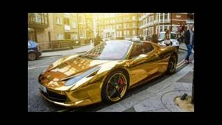 Prince Of Dubai Sheikh Hamdan's  Car Collection