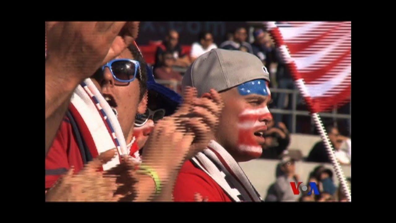 Ðội tuyển bóng đá Mỹ tập trung vào giải World Cup