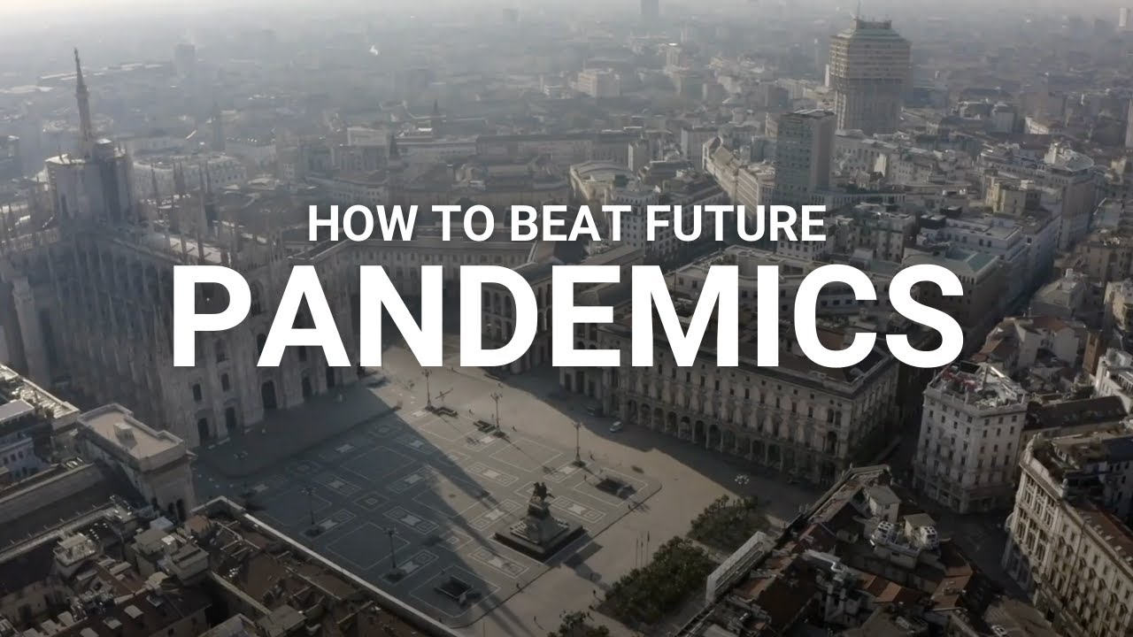 The next wave - How to beat future pandemics