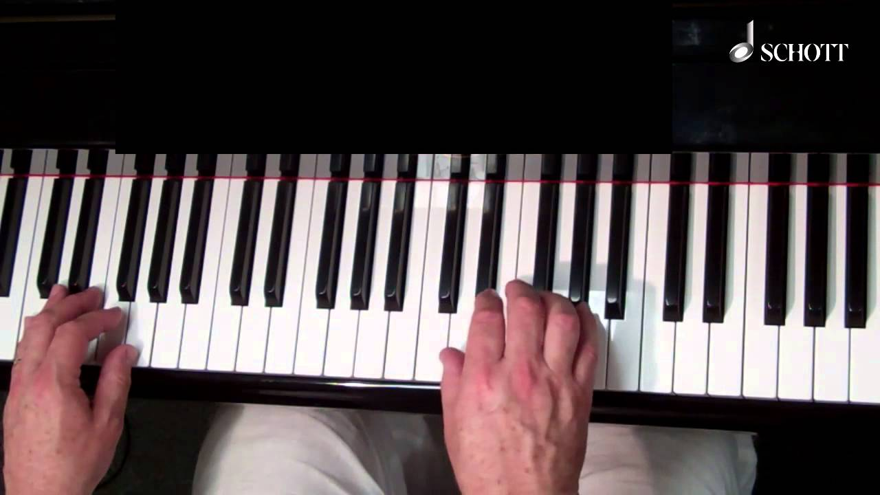 Tim Richards - Blues Piano Tuition